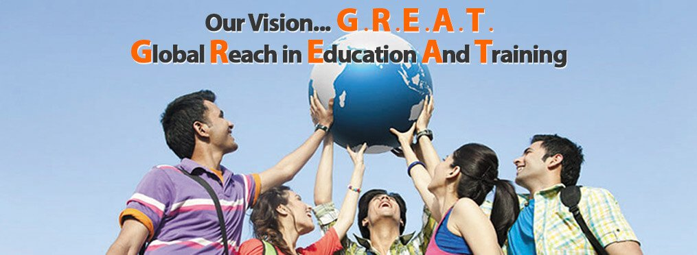 Our Vision-GREAT-Global Reach in Education & Training
