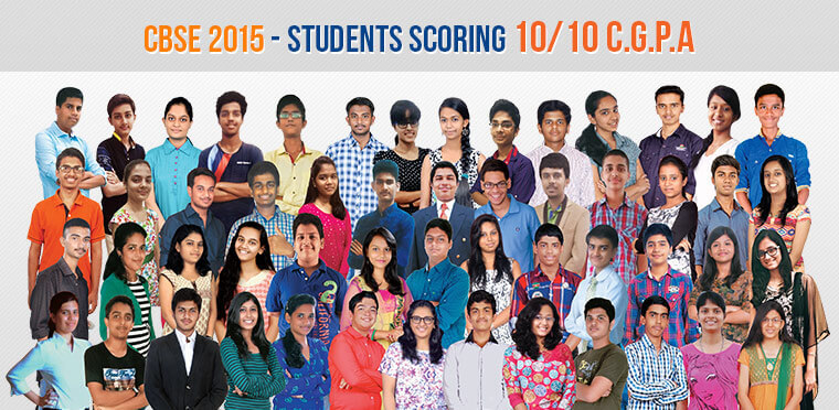 CBSE 2015 Toppers and Subject Toppers